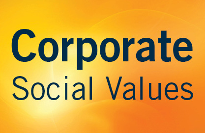 Corporate Social Values