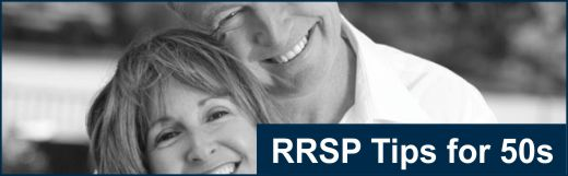 RRSP Tips for 50s