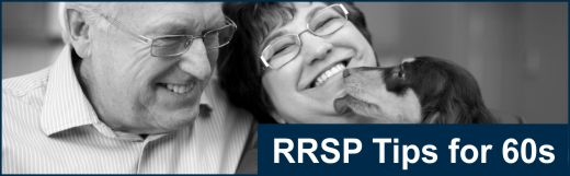 RRSP Tips for 60s