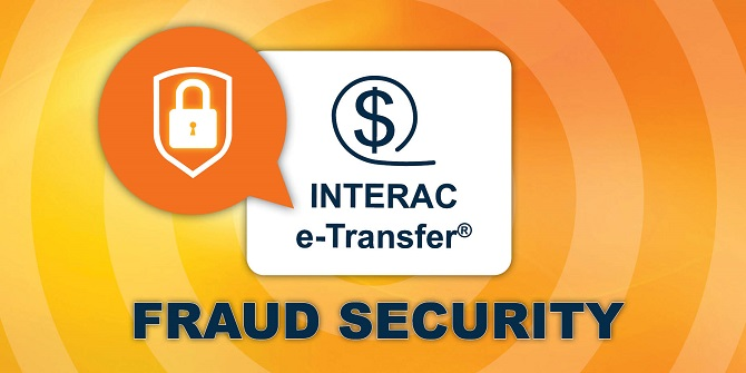 Interac e-Transfer Security